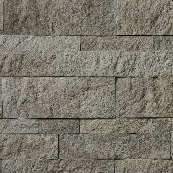 "Cultured Stone® Hewn Stone™, Talus, Corner, 3"", Big Box, 152 LF per Box"