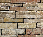 Chilton Snapped Weatheredge Wall Stone