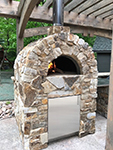 stone first fire brick oven