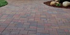Cobble Tumbled Paver Autumn Blend