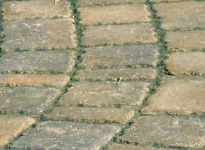 Cobble Tumbled Paver Buff Blend