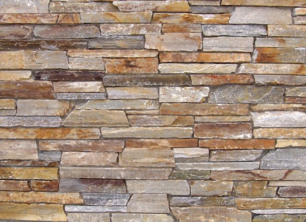 Rocky Mountain Quartzite Heritage Ledge Honey Veneer
