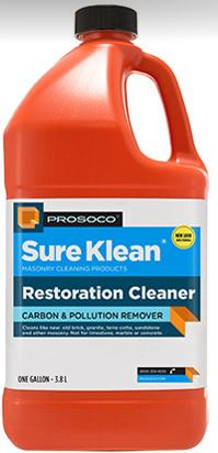 Sure Klean Restoration Cleaner 1 Gallon