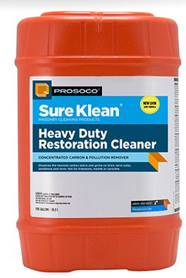 Heavy Duty Restoration Cleaner 5 Gallon