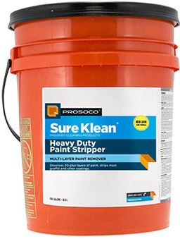 Sure Klean Heavy Duty Paint Stripper 5 Gallon