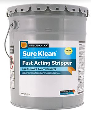 Fast Acting Stripper 5 Gallons