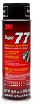 3M Super 77 Multipurpose Adhesive, 16.75oz