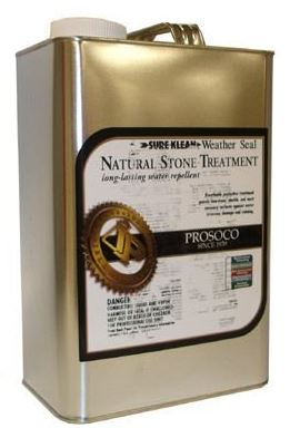Prosoco SK Weatherseal Natural Stone Treatment, 1 Gal