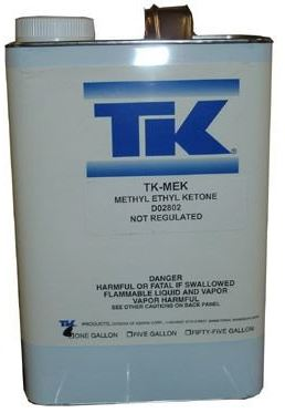 TK Products MEK 1 Gallon