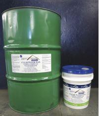 Clear Water Wax Concrete Curing Compound