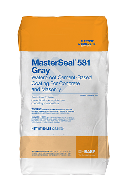 masterseal 581