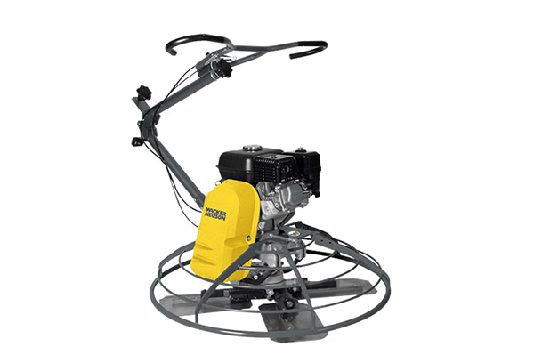 Wacker Power Trowel 5.5 Hp Honda w/Comb Blades, Ct36