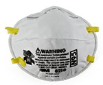 3M 8210 Particulate Mask