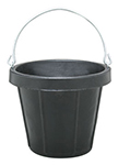 Fortex Rubber Pail, 12 Quart N100-12