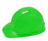 Jackson Safety Green Hard Hat with Ratchet Suspension