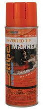 Seymour of Sycamore Spray Paint, Fluorescent Red /Orange 16-658