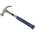 Estwing Curved Claw Hammer, 16oz E3-16C