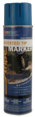 Inverted Tip Water Based Marking Paint 20 Oz, Fluor Pink