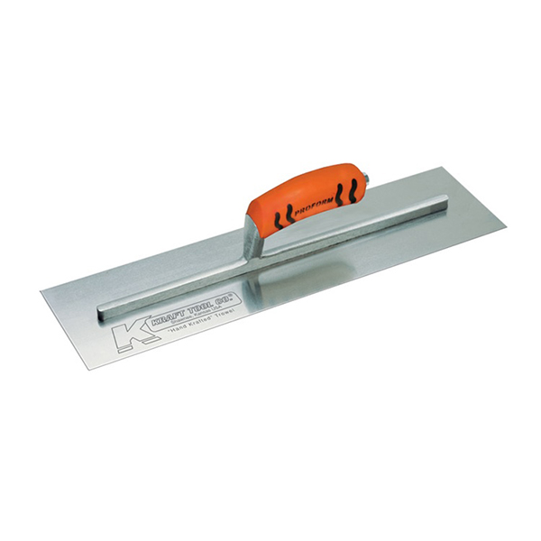 "18""x4"" Cement Trowel w/ProForm® Handle"