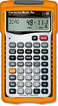 Calc Industries Construction Master Pro Calculator, #4065