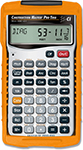 Calculated Industries Construction Master Pro Trig Calculator, #4080