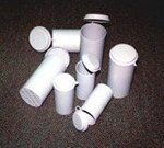 Paragon Test Cylinders With Flat Lids