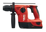 Hilti TE 4-A18 Rotary Hammer Performance Package