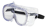 PIP 550 Soft Sides Goggles Clear Anti-Fog