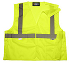 Xtreme Visibility Breakaway Class 2 Yellow Safety Vest