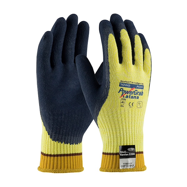 Seamless Knit Kevlar Gloves