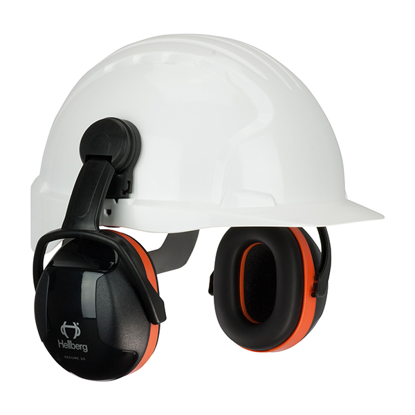 Secure 3 Cap Mounted Ear Muff