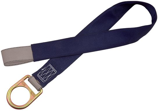 d-ring anchor strap