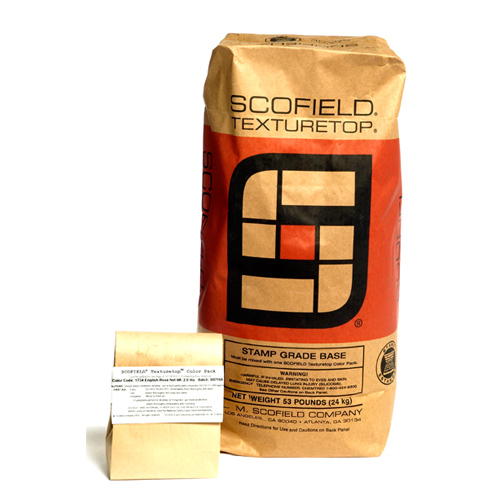Bag of Scofield Texturetop