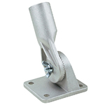 Threaded Handle Socket 4- Hole Bull Float Bracket