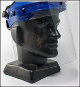 PIP Clear Safety Visor
