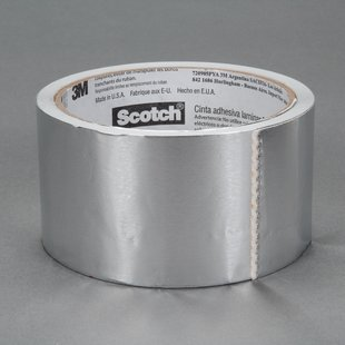 Scotch® Aluminum Foil Tape 3311