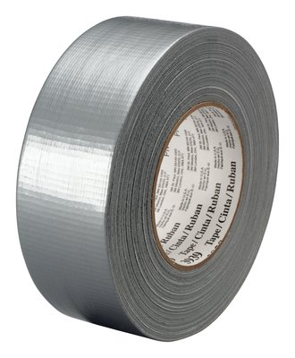 3M DUCT TAPE 3939 SILVER