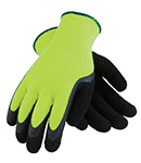 Thermogrip Hi-Vis Lime gloves