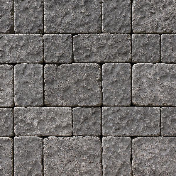 Anchor Block Charleston Tumbled Charcoal