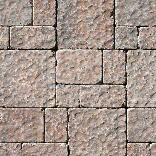 Anchor Block Charleston Tumbled Fieldstone