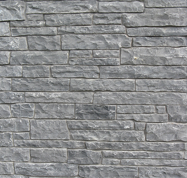 Black Rundle Ledgestone