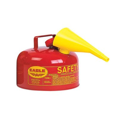 Safety Gas Can, 2 Gallon