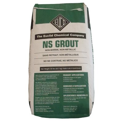Euclid NS Grout, 50 Lb