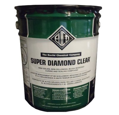 Euclid Super Diamond Clear 5 Gallon