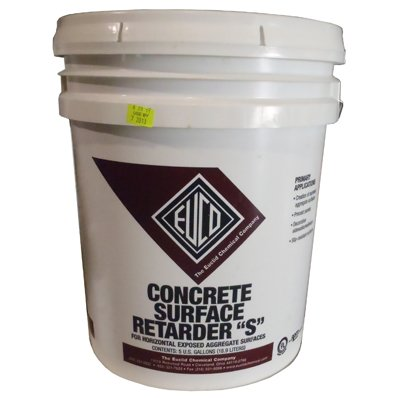 Concrete Surface Retarder S 5 Gallon