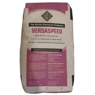 VERSA SPEED 50 LB BAG  EUCLID