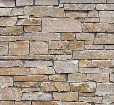 Veneer Stone, Highland Brown