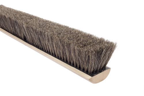 Magnolia Brush 2914 Grey Horsehair Concrete Finishing Brush