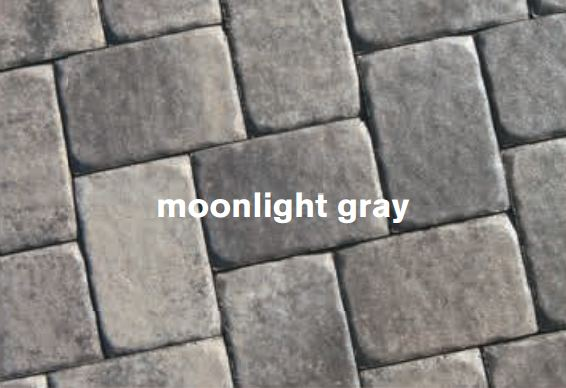 Rochester Concrete Colonial Tile Moonlight Gray