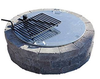 Rochester Cement Fire Ring Cover